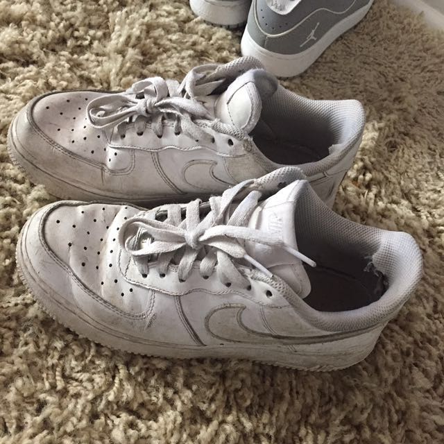 air force size 7.5 women's