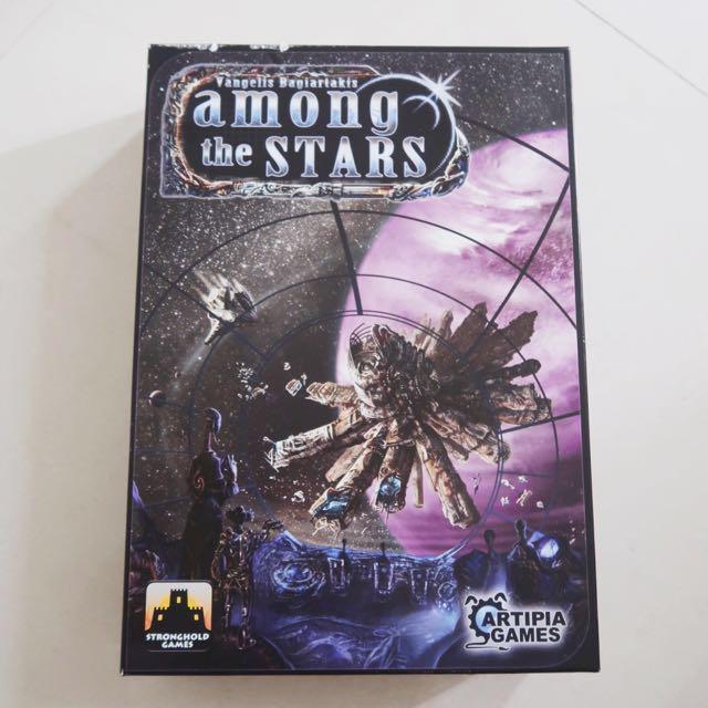 Among The Stars (Boardgame)
