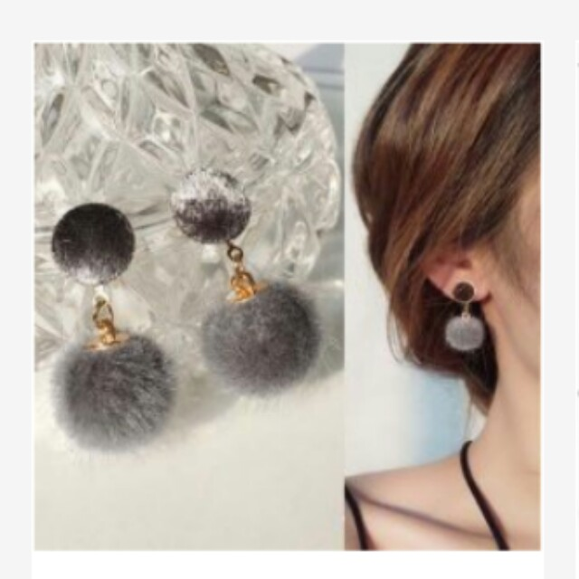 Anting earrings kalung gelang cincin bag shoes