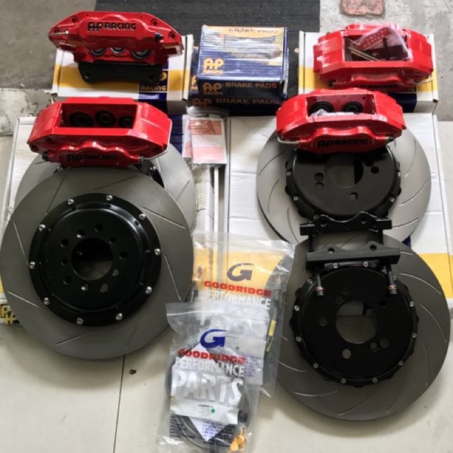 AP Racing BBK for E92 M3, Car Accessories on Carousell