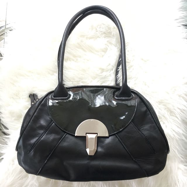 Authentic Mimco Leather Bag