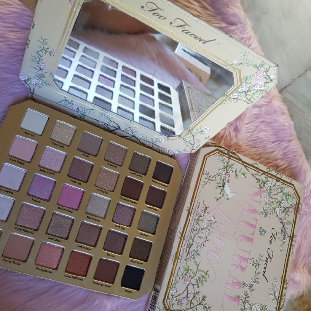 Authentic too faced natural love
