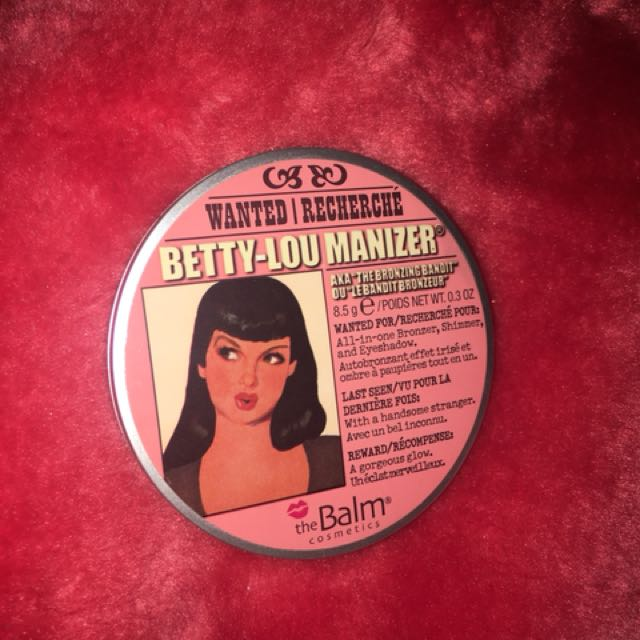 Betty Lou manizer