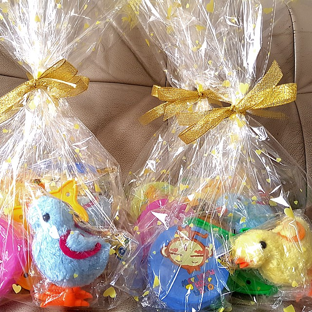 Birthday Goodie Bags For Toddlers Kids Babies Toys