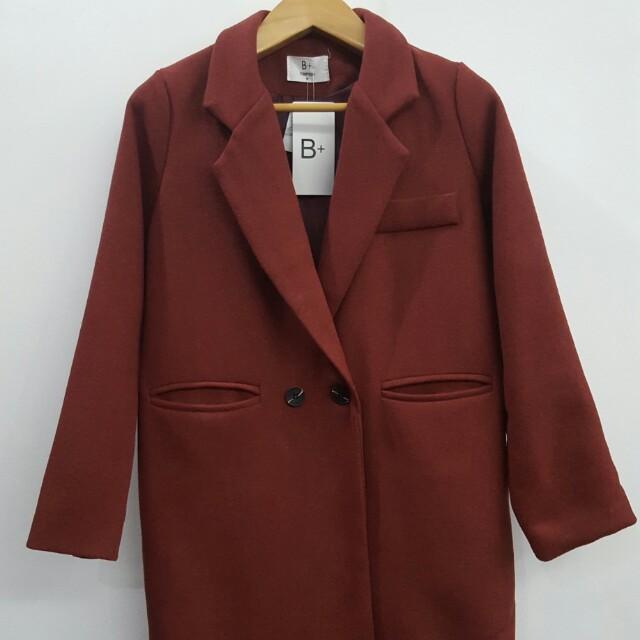 BNWT Oversized winter coat