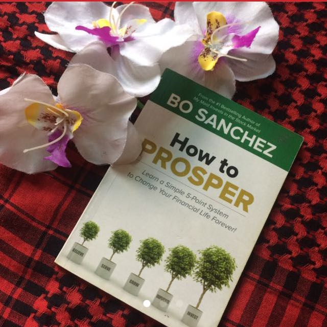 Bo Sanchez: How to prosper?
