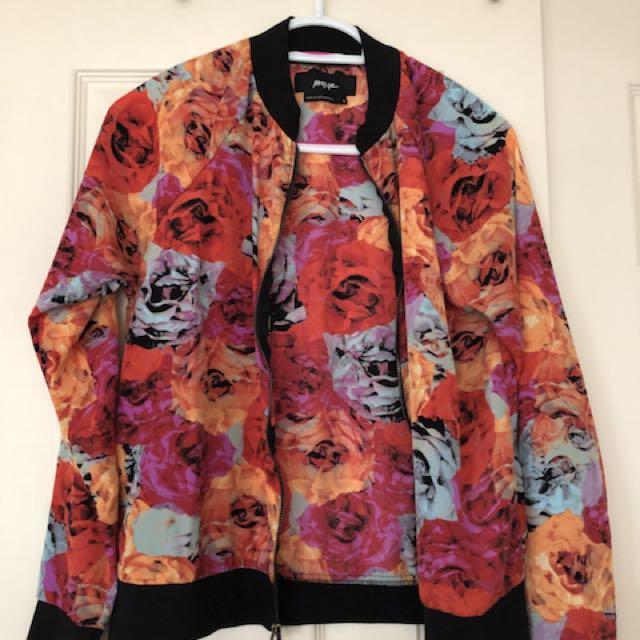 Bomber jacket