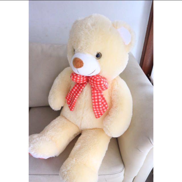 Boneka Teddy Bear/Beruang