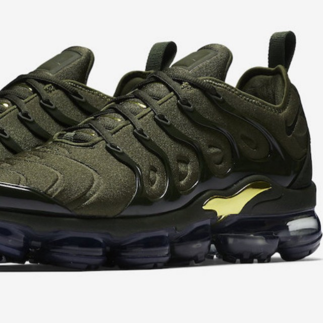 2c6556b65a476 BRAND NEW Nike Air VaporMax Plus Cargo Khaki