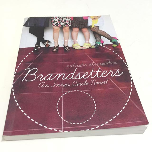 Brandsetter By Natasha Alessandra