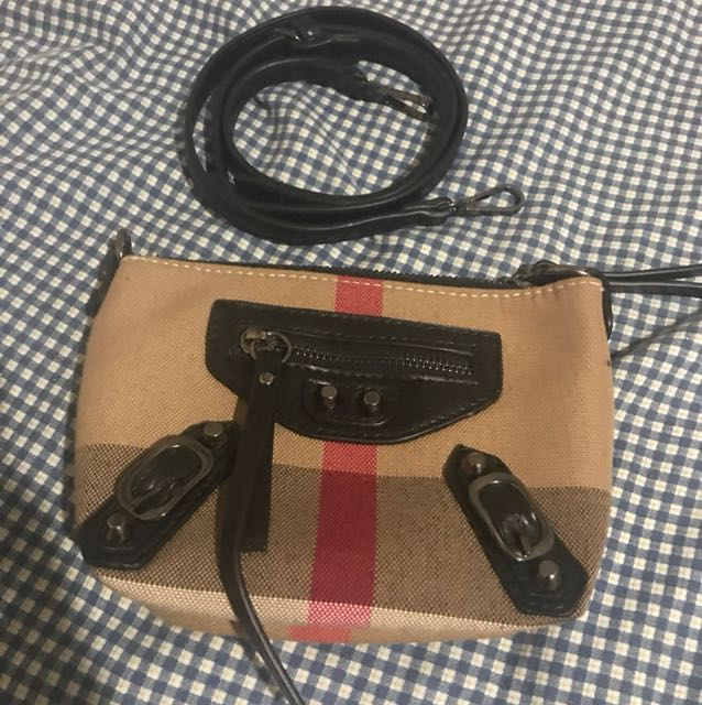 Burberry crossbody bag replica