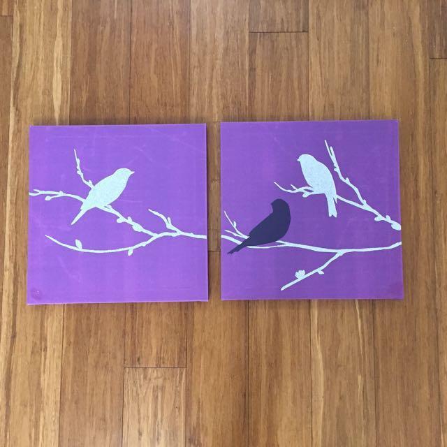 Canvas print set