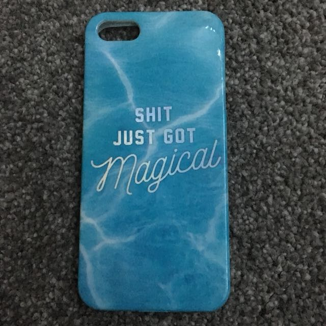 Cases - iPhone 5/5s & 6/6s