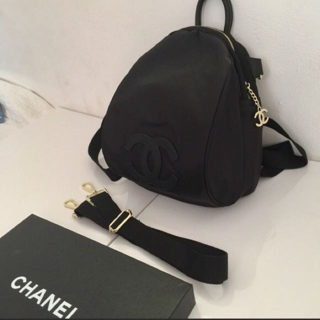 d2df7a521848 Chanel VIP Gift Backpack, Luxury, Bags & Wallets on Carousell