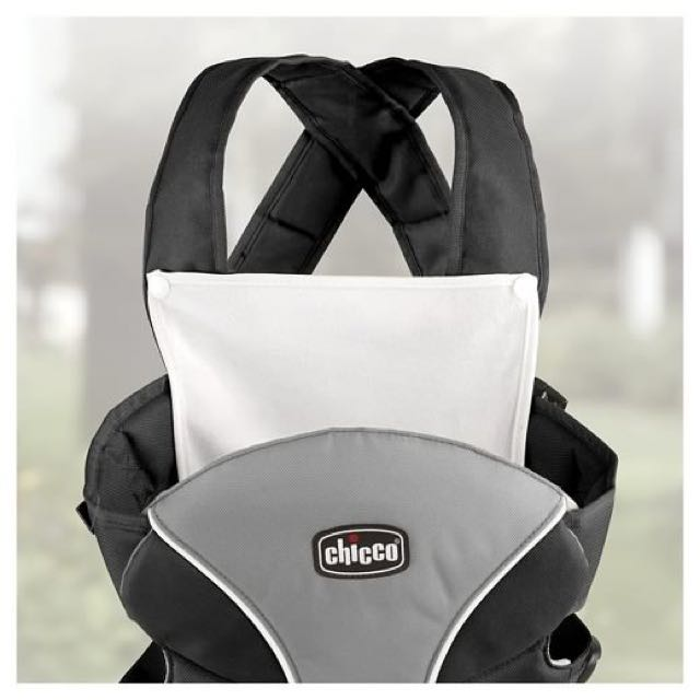 Chicco Carrier Gray