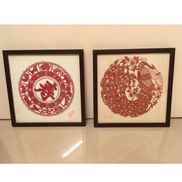 CNY wall decor