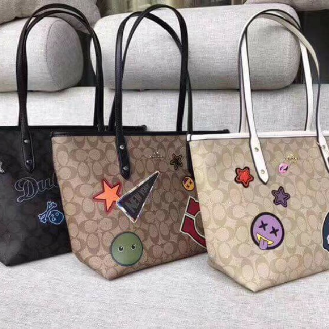 Coach Authentic Quality Tote Bag