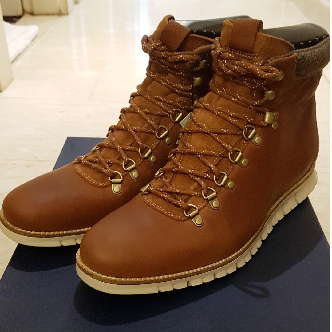 4d5c1908699f Cole Haan ZERØGRAND Water Resistant Hiker Boot US12