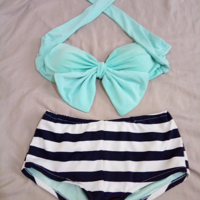 Cutie bow Swim suit