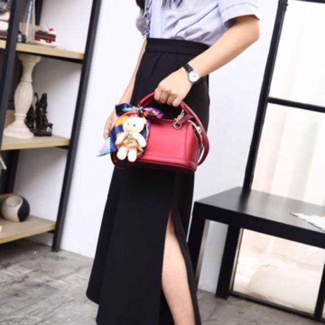 Doctor Jelly Fashion Bag