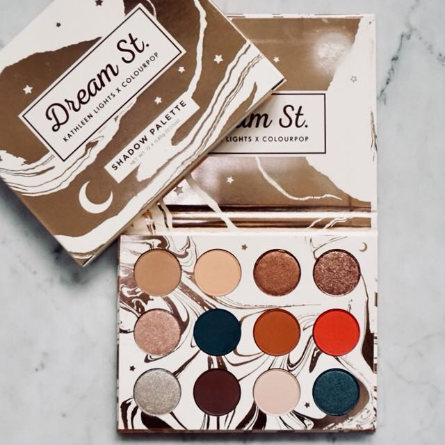 dream st colourpop