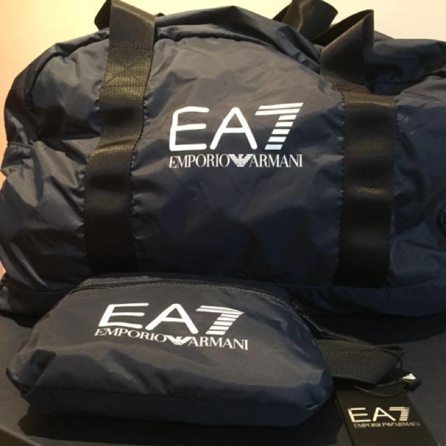 Ea7 Armani 男女兼用包「運動、約會皆可」