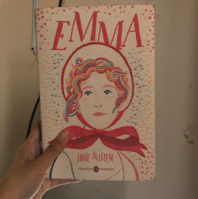 EMMA - Jane Austen (english)