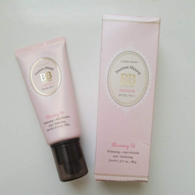 Etude House Precious Mineral BB Cream Blooming Fit (Natural Beige W13)
