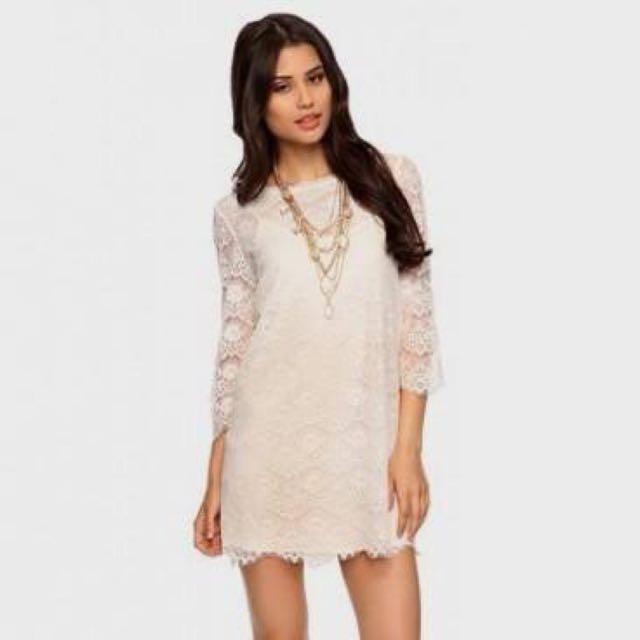 Forever21 Lace Mini Dress