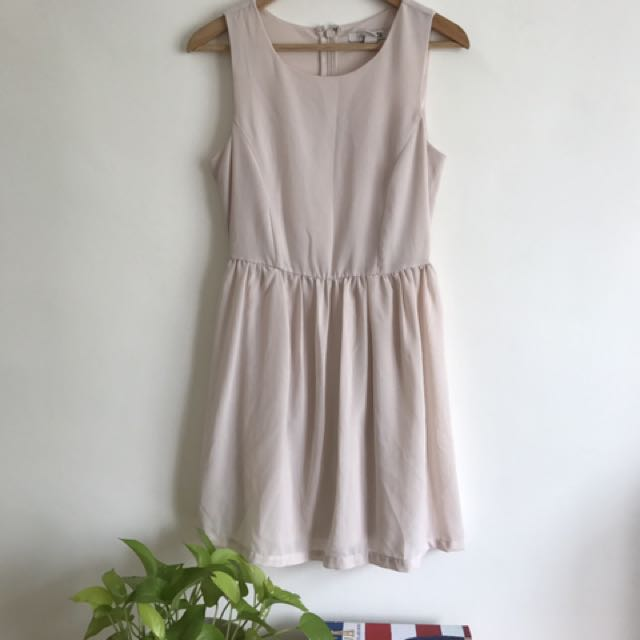 Forever21 Light Pink Dress