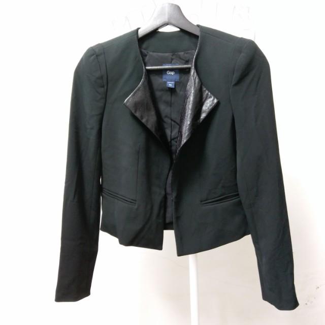 Gap短版西裝外套開衿外套xxs
