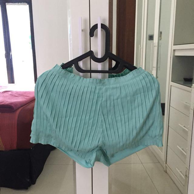 Gaudi - Hotpants Mint Green