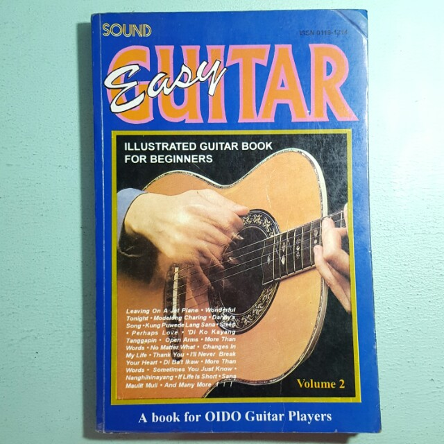 Guitar chords, Books, Books on Carousell