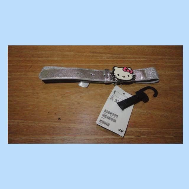 H&M Hello Kitty Belt (Ikat Pinggang Anak)
