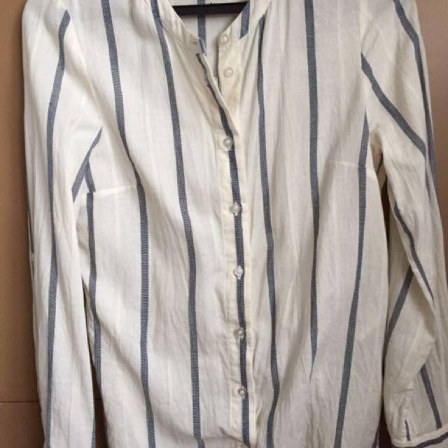 H&M Stripe Longsleeves
