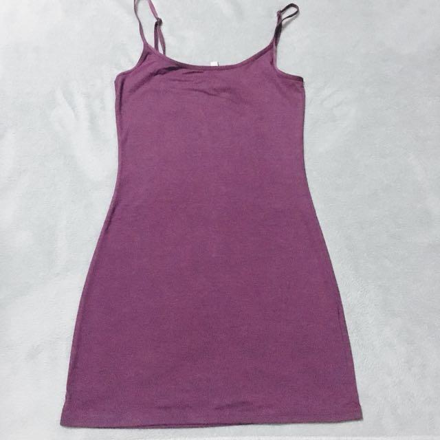 HnM Slim Dress