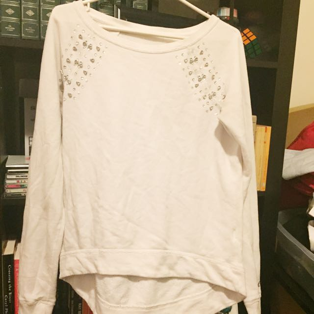 Hollister Jewelled Sweater