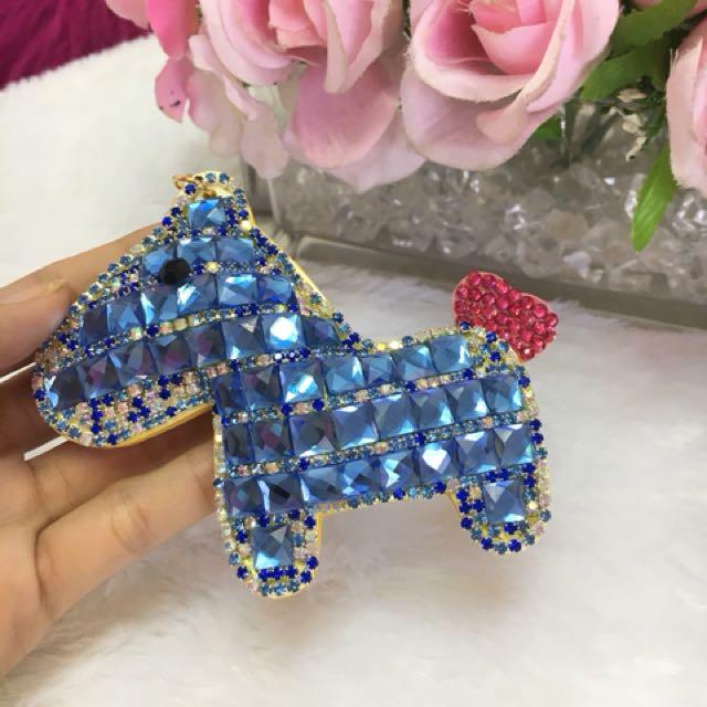 Horse sparkle charm