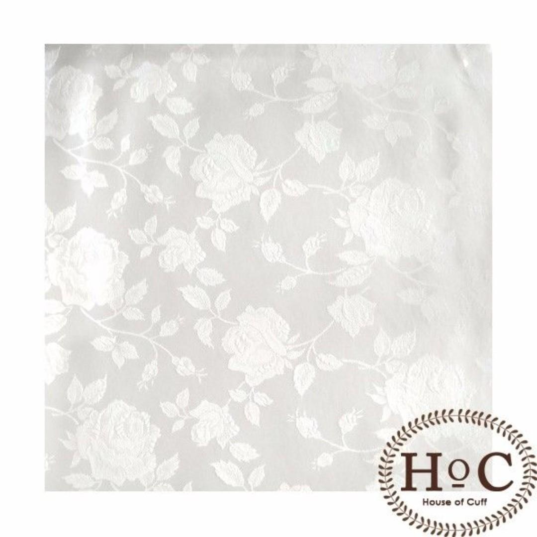 Houseofcuff Pocket Square Pink Daftar Harga Terkini Dan Terlengkap Collar Bar Lapel Pin Bros Jas Wedding Best Man Bow Tie Grey Saputangan White Flower