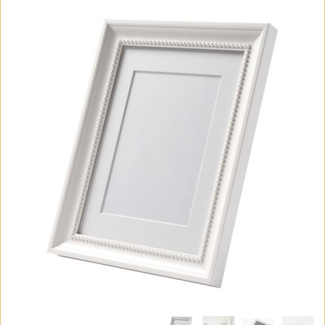 Ikea Sondrum 18cm x 24cm Photo Frame, Furniture, Home Decor on Carousell