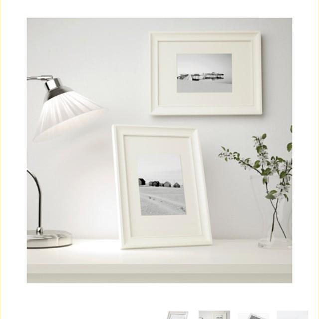 Ikea Sondrum 18cm x 24cm Photo Frame, Furniture, Home Decor on Carousell
