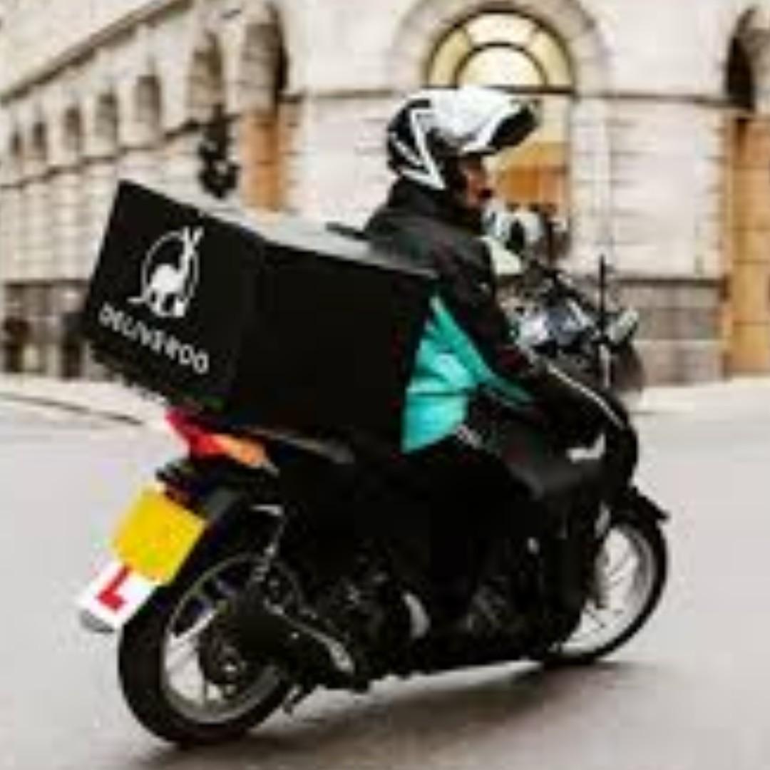Instant Rider Delivery Motorbikes Motorbike Accessories On Gantungan Barang Honda Model Lipat Ori Carousell