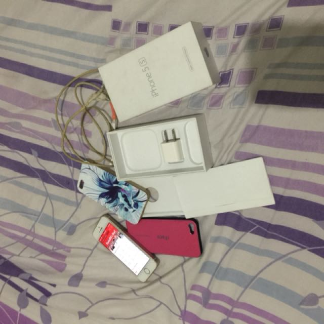 Iphone 5s FU 16gb
