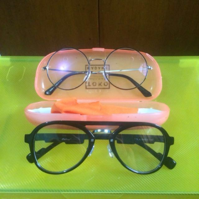 Kacamata sepaket +bonus