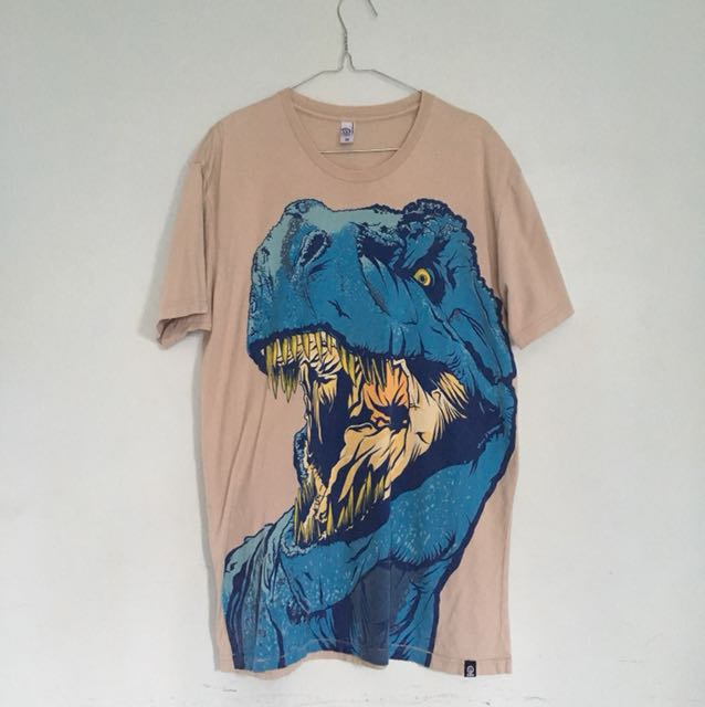 "Kaos import ""Blue T-Rex"""