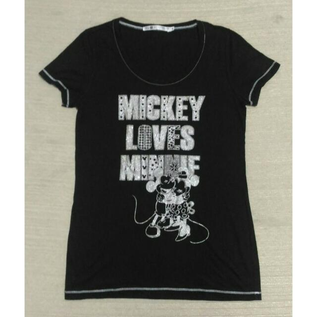Kaos Uniqlo Disney