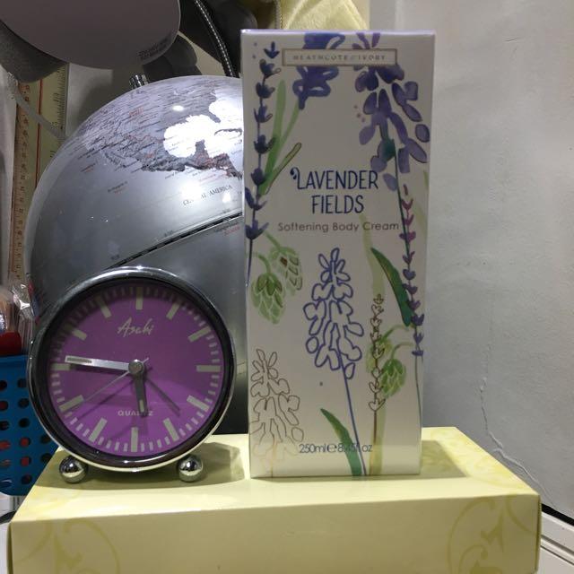 Lavender Fields Softening Body Cream