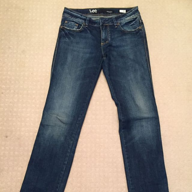 Lee Straight cut Jeans