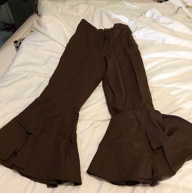 Miroir pants brown