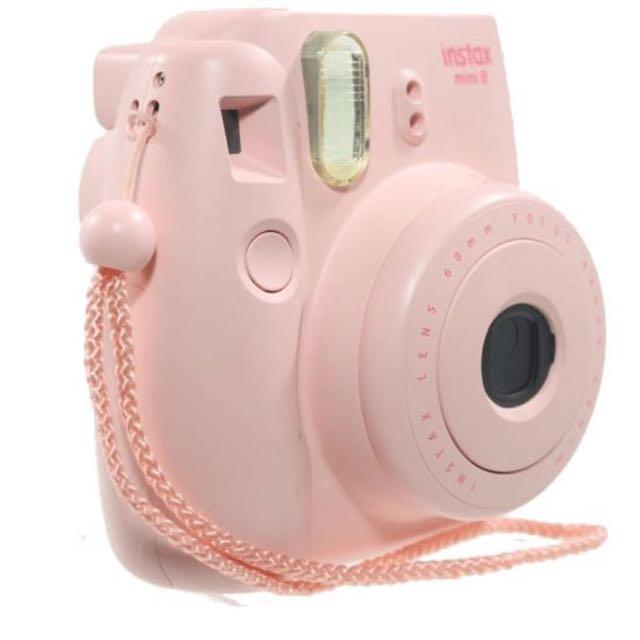 New Fuji film instax mini with case
